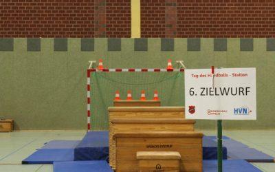 Handball Schnuppertag