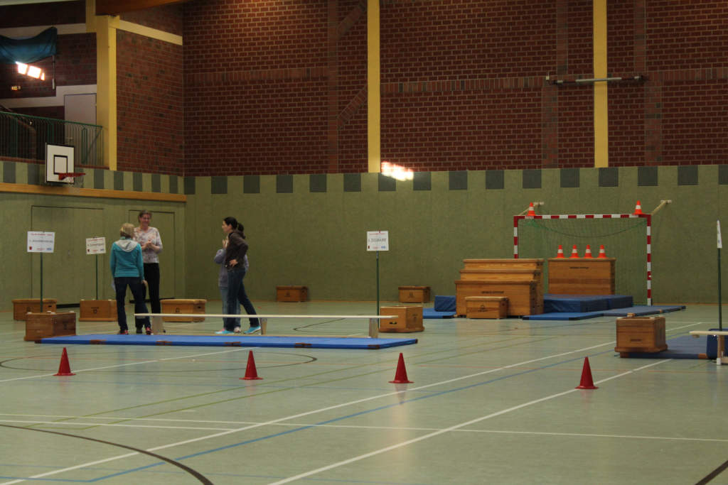 Handballtag GS Cappeln