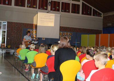Gottesdienst Schulbeginn 1