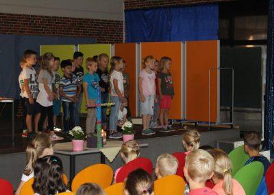 Gottesdienst Schulbeginn 3