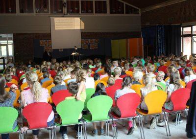 Gottesdienst Schulbeginn 4