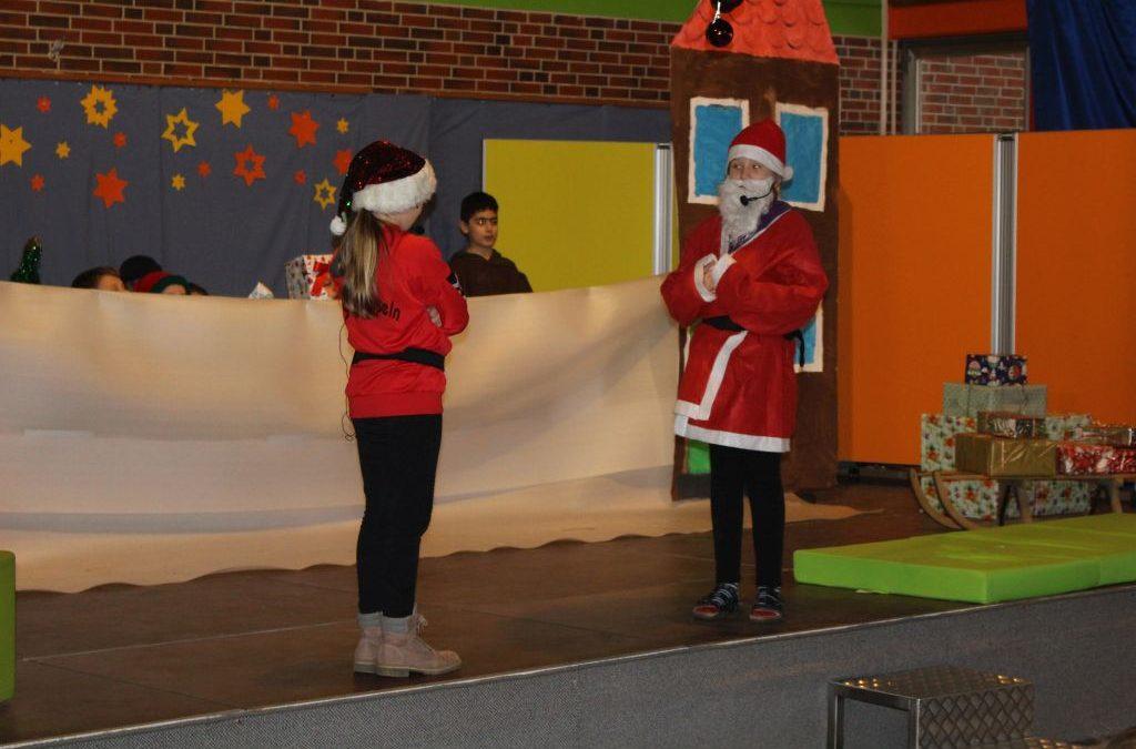 """Musical """"Weihnachtsmann und Sohnemann"""""""